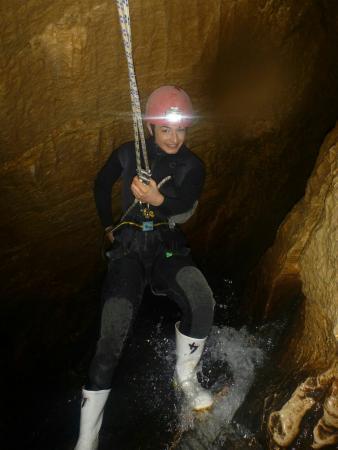 Waitomo Adventures - Haggas Honking Holes: Perfect for the Adventurer!