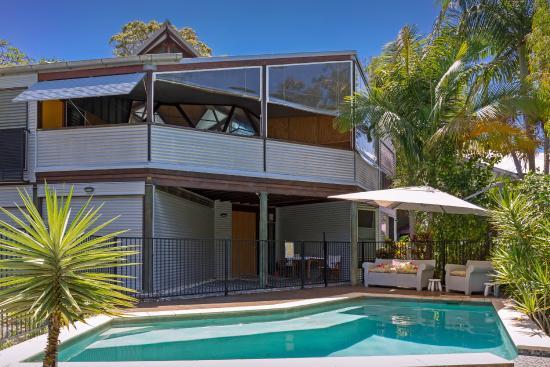 Coolum Beach, Australia: The Pool Area