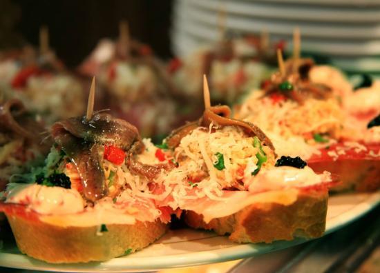 Каталонская кухня рецепты с фото