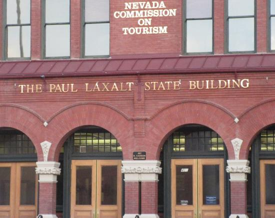 ‪Paul Laxalt Building‬
