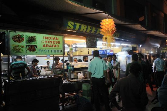 Street Menu Restaurant