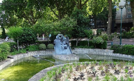 Musée de la Sculpture en Plein Air