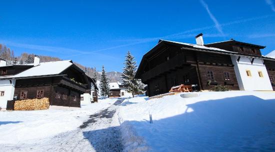 Kirchleitn Dorf Grosswild