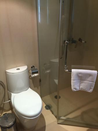 Nova Gold Hotel : 清潔なシャワールーム