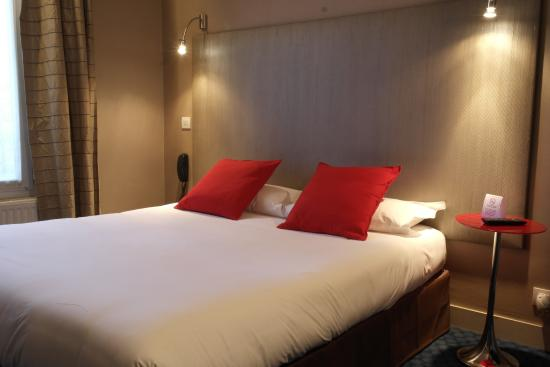 Hotel Porte de Versailles: Standard room