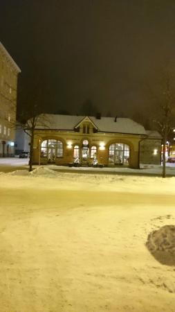 Heinatori: At a winter evening