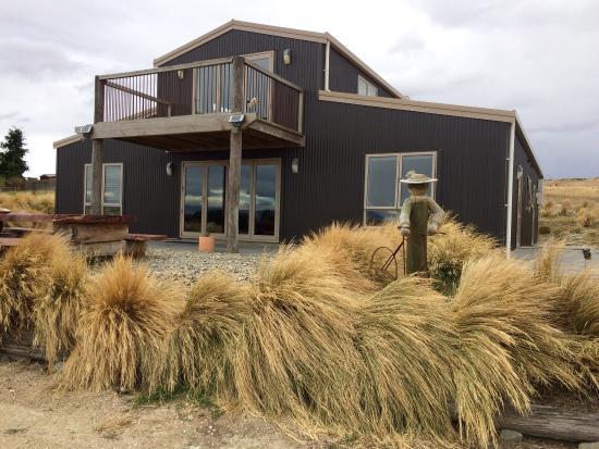 Tussock Lodge : The lodge