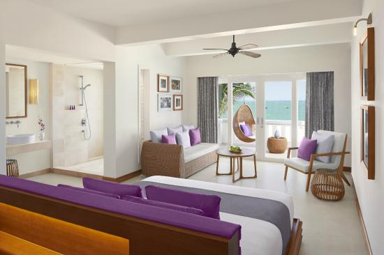 AVANI Quy Nhon Resort & Spa: Ocean view Junior Suite