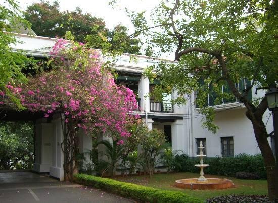 Taj Garden Retreat: one view of hotel