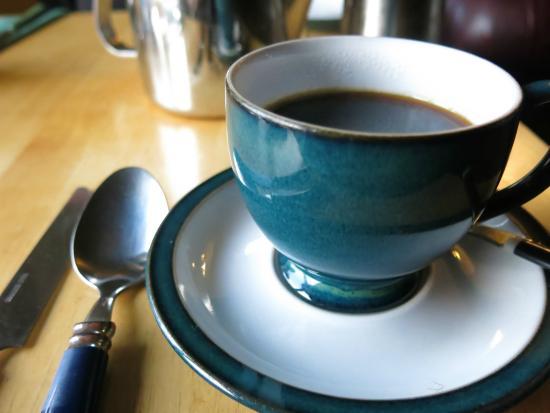 Ocean Crest  B&B: Kaffee