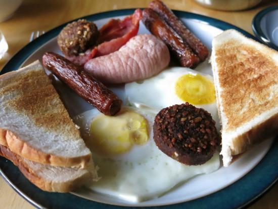 Ocean Crest  B&B: Frühstück