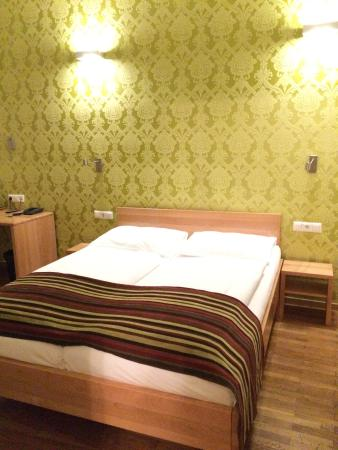 Hotel Mocca: Double room