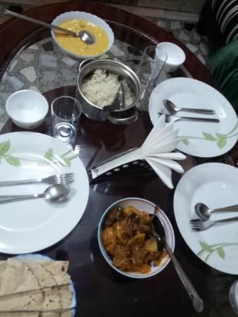 Supyar Mahal: Indian Food