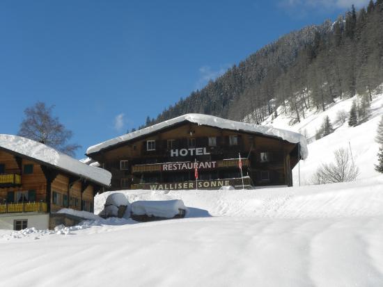 Hotel Restaurant Walliser Sonne