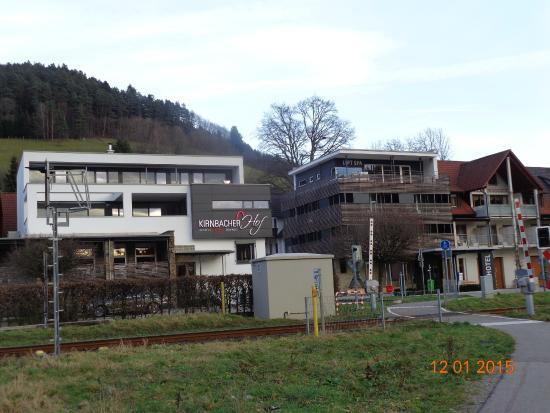 Hotel Kirnbacher Hof: mooi hotel, rustig gelegen in de volle natuur