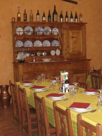 Villa Plinia: ristorante