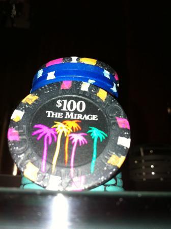 The Mirage Hotel & Casino: Poker
