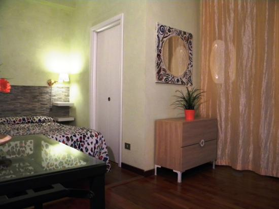 Gregory B&B Vatican: Stanza doppia / Double room