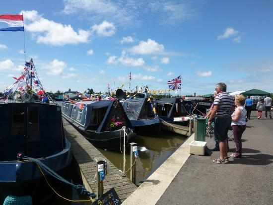 The Tearoom at Scarisbrick Marina: Boat Festival at Scarisbrick Marina and Tearoom