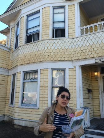 Angelino Heights Historic Area: House