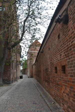 Medieval Defensive City Walls