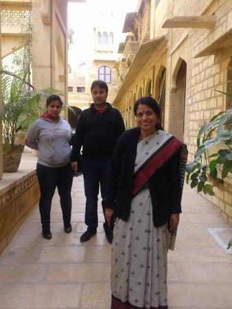 Narayan niwas palace updated 2017 prices hotel reviews - Jaisalmer hotels with swimming pool ...