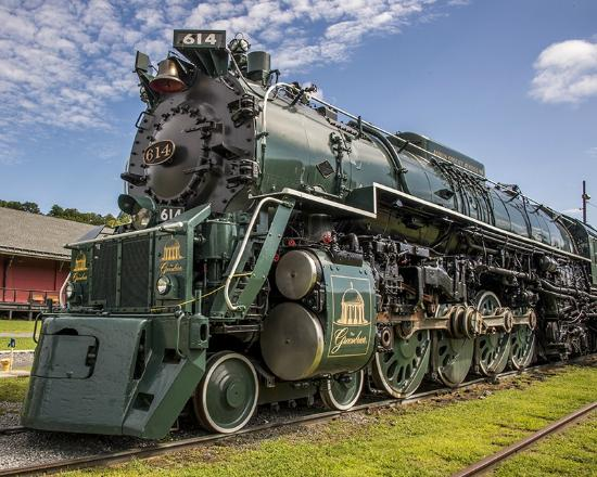 C & O Railway Heritage Center