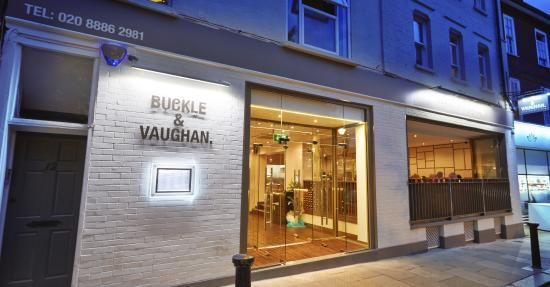 Buckle and Vaughan Restaurant and Bar