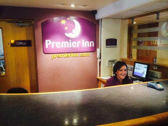 Premier Inn Livingston (Bathgate) Hotel: Stephanie