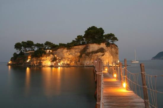 Agios Sostis, Greece: bridge