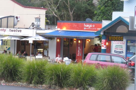 Blueys Beach Restaurants