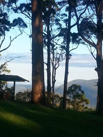 Aaronlee Retreat: A view at Aaronlea Retreat