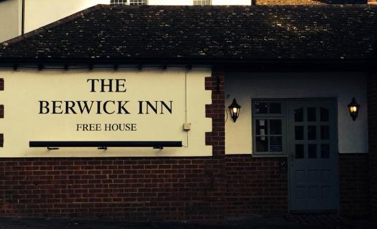 Welcome to the Berwick Inn.