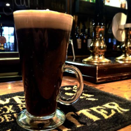 The Berwick Inn: We also offer a huge range of hot drinks.