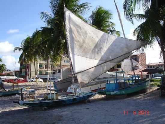 Liras da Poesia Hostel: Praia de Carneiros