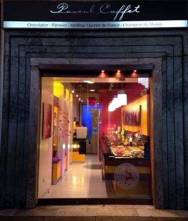Pascal Caffet Chocolatier Turin Restaurant Avis Num Ro