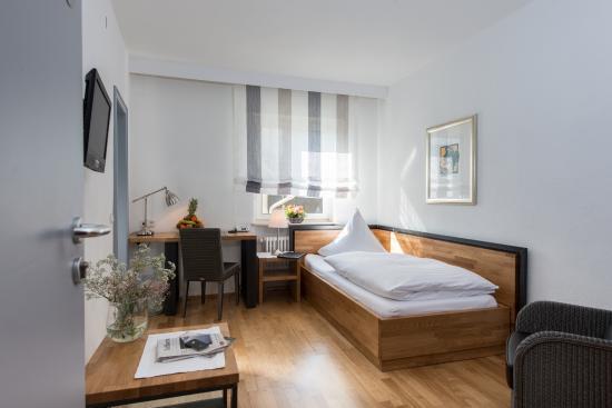 Hotel Goldener Engel: Einzelzimmer