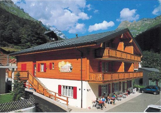 Touristenheim Bergfreude