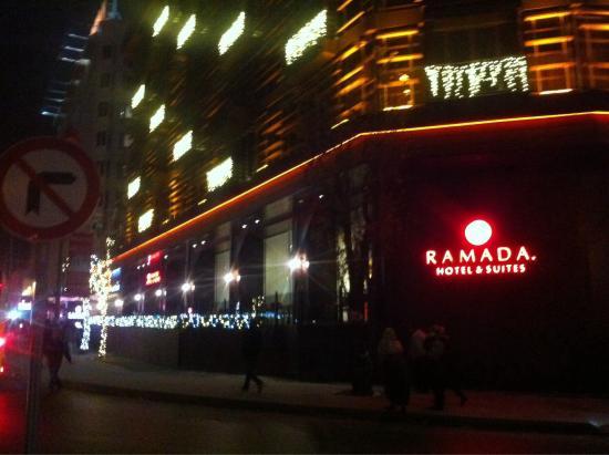 location photo direct link ramada hotel suites istanbul sisli