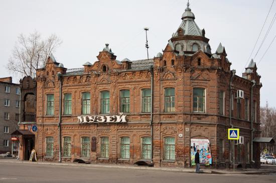 Бийский краеведческий музей им. В.В. Бианки