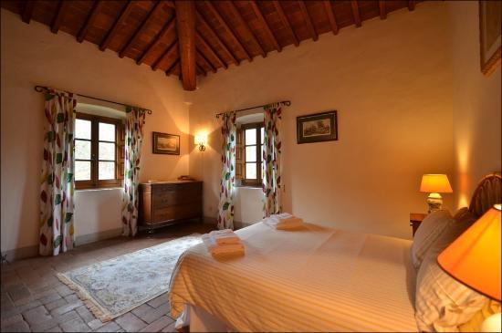 Il Mulinaccio : River bedroom