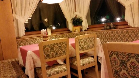 Panorama Hotel Fontanella: Sala ristorante