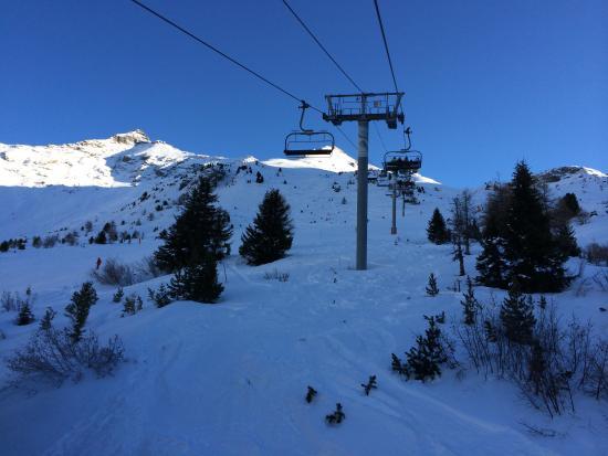 Les Alpages de Val Cenis: Le domaine
