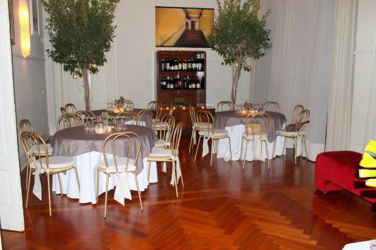 Sala da pranzo - Picture of Lene Ristorante E Sala Eventi, Catania ...