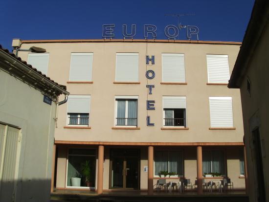 Europ'Hotel: Exterior
