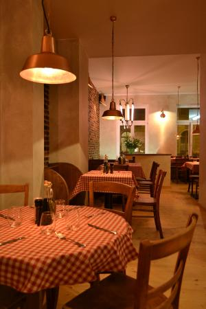 Hostel Absteige: Restaurant