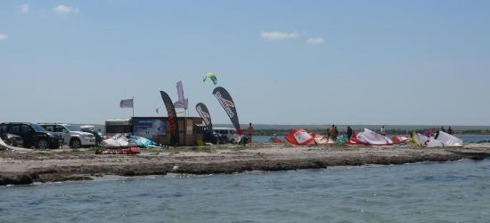 Kite Surfing School Tochka Otriva
