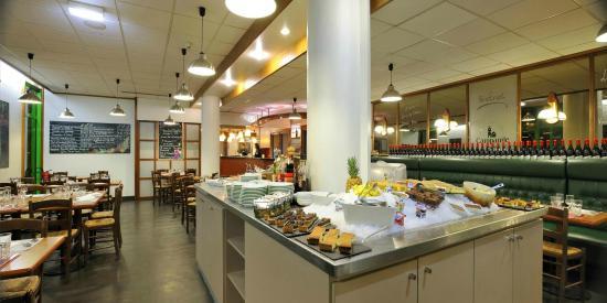 Hotel Campanile Paris Nord Restaurant
