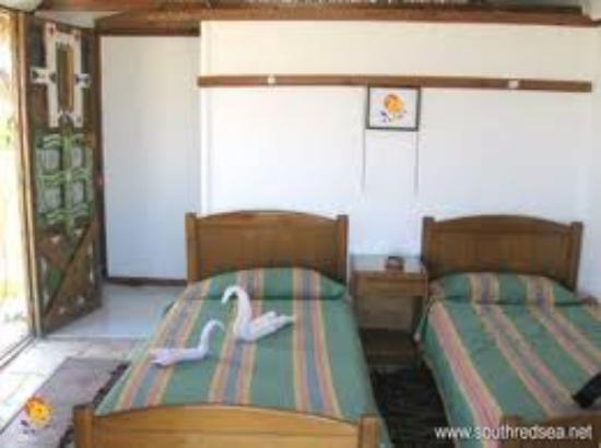 Eco-Lodge Bedouin Valley: Bungalow with Toilet and shower & ACs