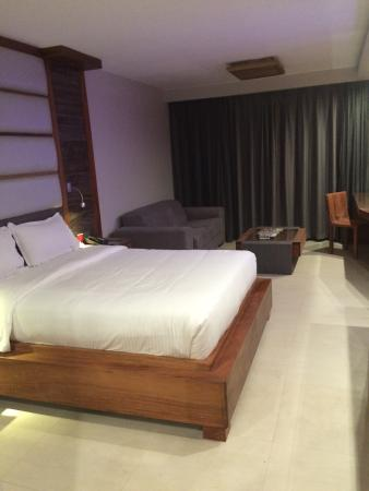Fairway Hotel : Example of one of the new bedrooms